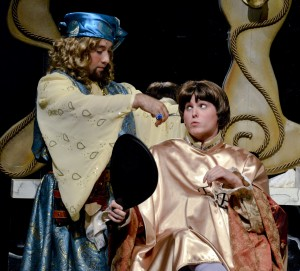 Jason Robert Villarreal and Zak Reynolds (Rapunzel! Rapunzel! A Very Hairy Fairy Tale - 2014)