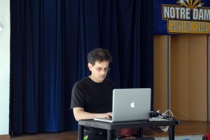 DCT  student performance at Notre Dame School 3/3/2011
